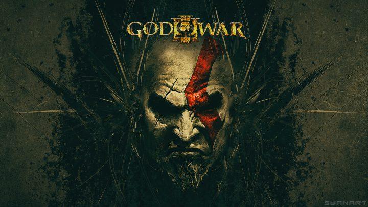 god of war hd collection � kratos wallpaper syanart