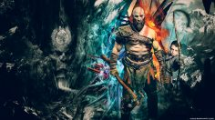 God of War 4 PS4 4K Wallpaper