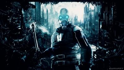 Half-Life 2 Guard Wallpaper