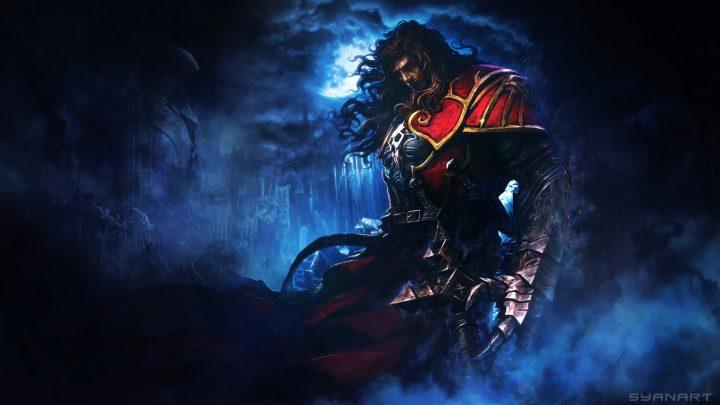 Castlevania Lord Of Shadows Castle night Wallpaper