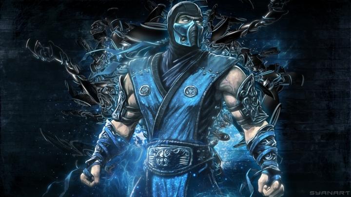 Mortal Kombat 9 Sub Zero Wallpaper