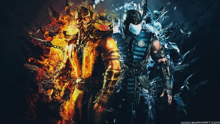 Mortal Kombat XL – Scorpion vs SubZero Wallpaper SyanArt Station