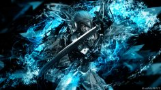 Metal Gear Rising Raiden FullHD Wallpaper