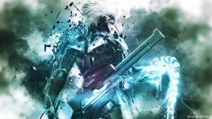 Metal Gear Rising Best Raiden Wallpaper