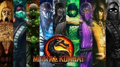 Mortal Kombat all Klassic Ninjas