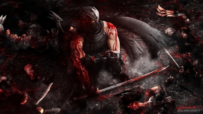 Ninja Gaiden 3 Dragon Ninja Wallpaper