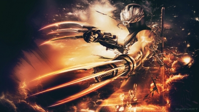 Ninja Gaiden sigma II – HD Wallpaper