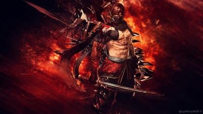 Ninja Gaiden 3 Razor's Edge Wallpaper
