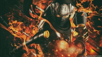 Ninja Gaiden Sigma I – Ryu Hayabusa Wallpaper