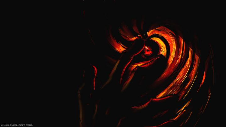 Naruto – Obito Uchiha FullHD Wallpaper