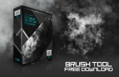 Photoshop Preset Brush – CyNebula