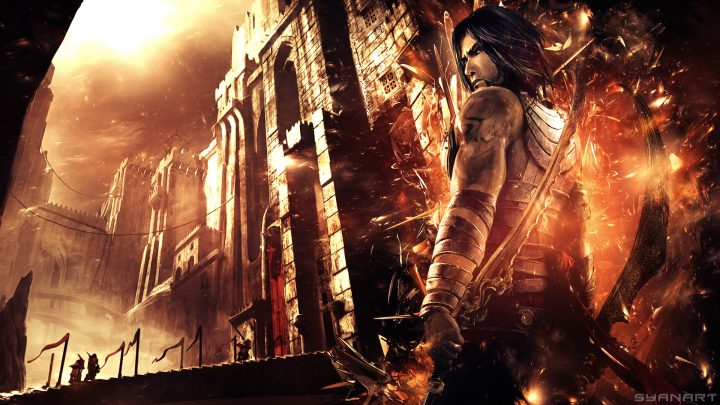Prince of Persia Warrior within Secrets of time