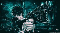 Psycho-Pass Kougami FullHD Wallpaper