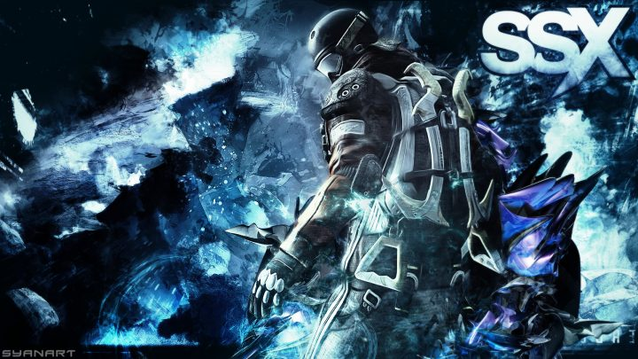 SSX Deadly Descent Gaming Wallpaper