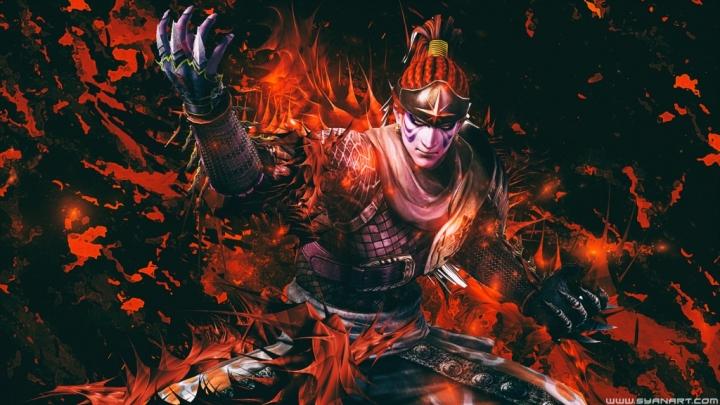 Samurai Warriors 4 II – Kotaro Fuma Wallpaper