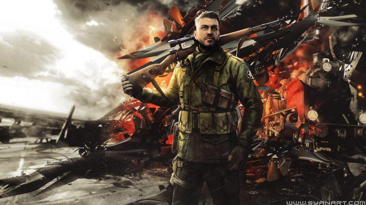 Sniper Elite 4 Ultra HD Wallpaper 4K