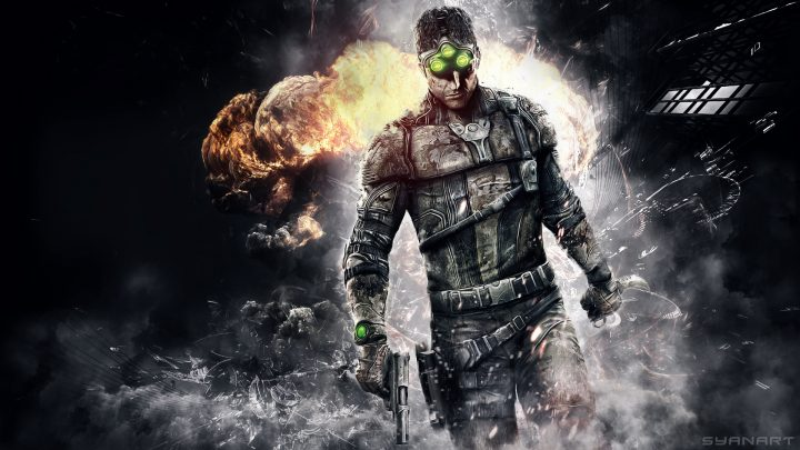 Splinter Cell Blacklist Paladin Wallpaper