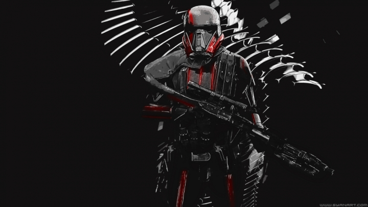 Star Wars Battlefield 2 Inferno Squad 4k Wallpaper Syanart