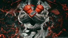 Street Fighter V – Ryu Wallpaper