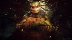 TMNT Raphael FullHD Wallpaper