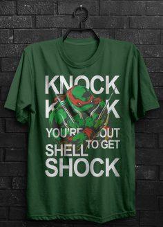 TMNT Raffael Shell Shock T-Shirt