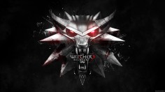 The Witcher 3 – 4k logo wallpaper