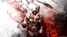 Assassin's Creed 2 Ezio Auditore Wallpaper