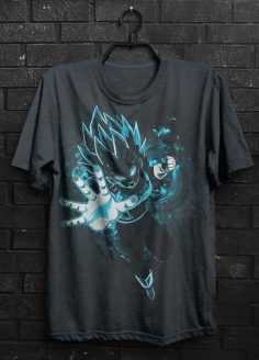 Dragon Ball Super   Vegeta T-shirt