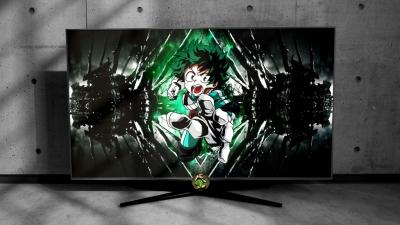 Boku no Hero Midoriya 4K Wallpaper