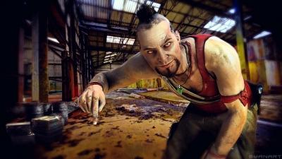 Far Cry 3 – Vass Montenegro Wallpaper