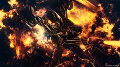Batman Arkham Origins – FireFly FullHD Wallpaper