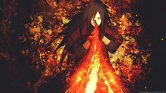 Naruto | Madara Uchiha – Katon Gouka Mekkyaku Wallpaper