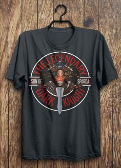 Devil May Cry T-shirt | Son of Sparda