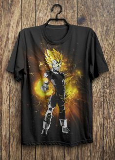Dragon Ball Z – Majin Vegeta Ultimate T-shirt