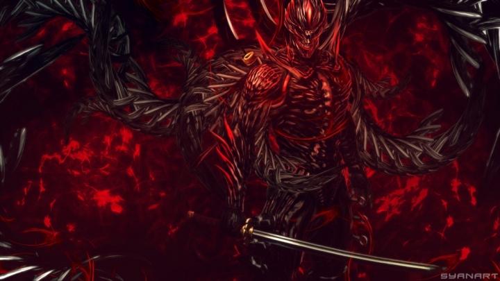 Ninja Gaiden 3 Demon Wallpaper
