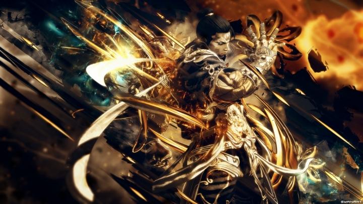 Asura's Wrath – Yasha 4k wallpaper