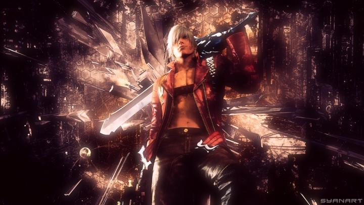 Devil May Cry 3 Dante Super Wallpaper Syanart Station