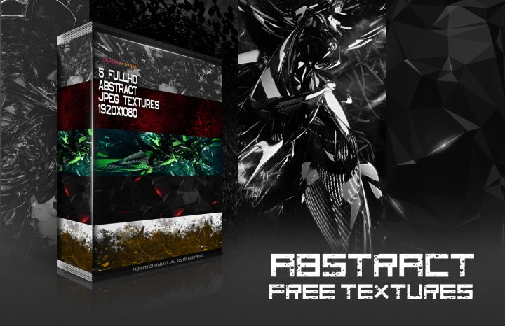 FullHD Abstract Texture Pack 3