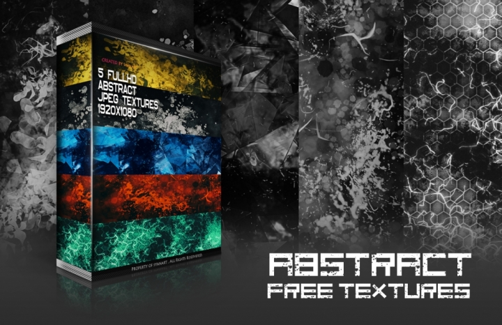 FullHD Abstract Texture Pack 2