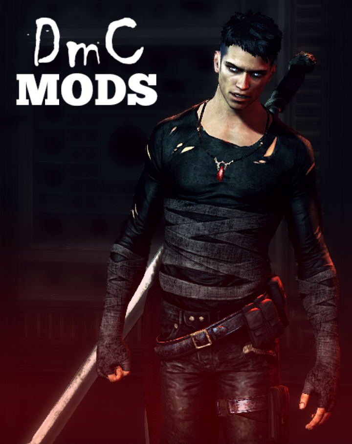 The Best DmC Devil May Cry MODS SyanArt Station