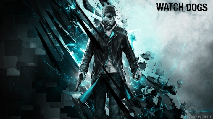Watch Dogs Hacker Wallpaper Syanart Station